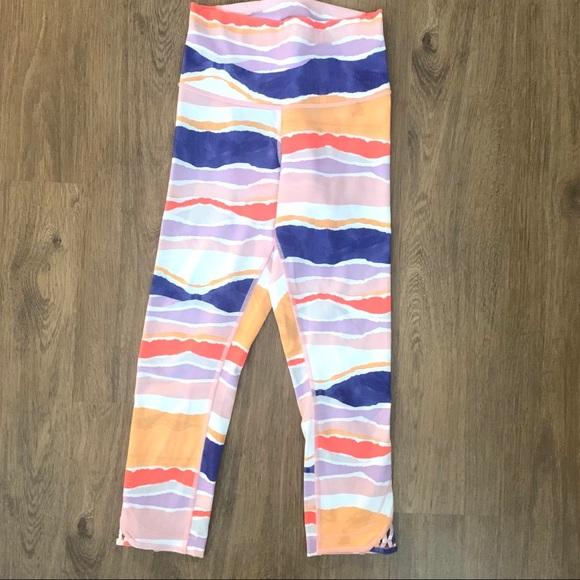 lululemon athletica Pants - LULULEMON crop leggings